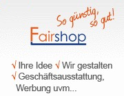 Fairshop - so güstig, so gut